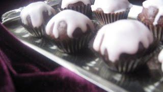 Chocolate Cherry Balls