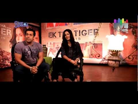 Star Special - Salman Khan And Katrina Kaif  .. Salman Khan Making Fun Of Katrina Kaif. video