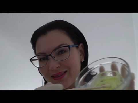 АСМР ◆ Ролевая игра ◆ Косметолог ◆ Весеннее СПА для лица  ◆ ASMR ◆ Cosmetologist Role Play