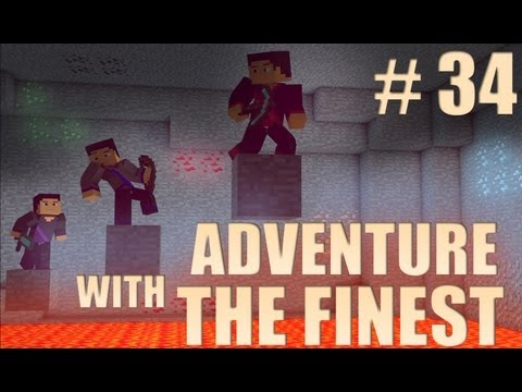 Minecraft Adventure with the Finest - Ep. 34 - Beacon Power!