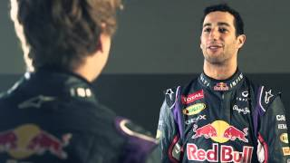EDIFICE X Infiniti Red Bull Racing - Face Time: Hungary
