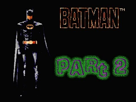 Misc Computer Games - Batman - Stage 2 Axis Chemical Factory