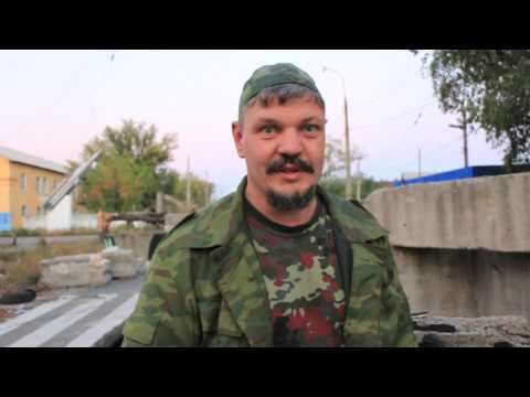 Москвич, воюющий на территории Украины