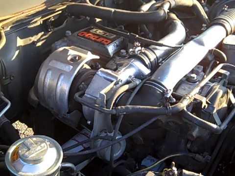 1985 Toyota Turbo Diesel 2LT