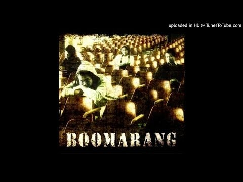 Boomarang - War video