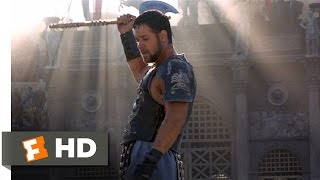 Gladiator (6/8) Movie CLIP - Maximus the Merciful (2000) HD