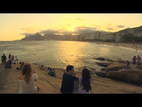 Brazil sees crime drop, economy boom