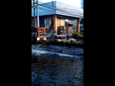 Waterfall or Flood in BKK