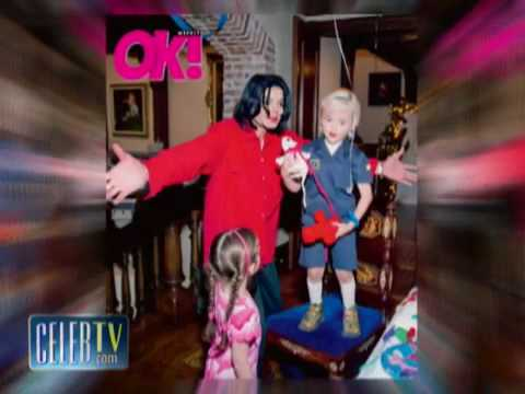 New Photos of Michael Jackson's Kids, Prince and Paris!