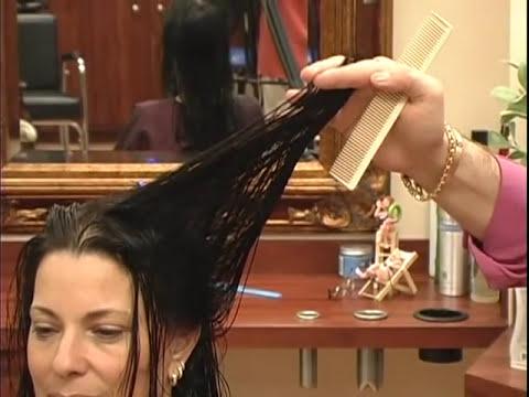 Otimo video para quem quer aprender repicar cabelo passo a passo (parte 1)