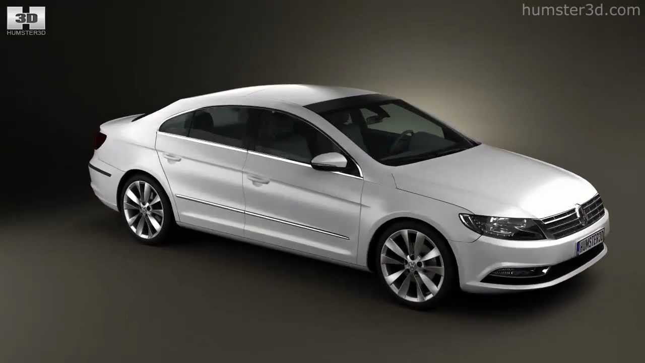 volkswagen passat cc 2013 by 3d model store youtube. Black Bedroom Furniture Sets. Home Design Ideas
