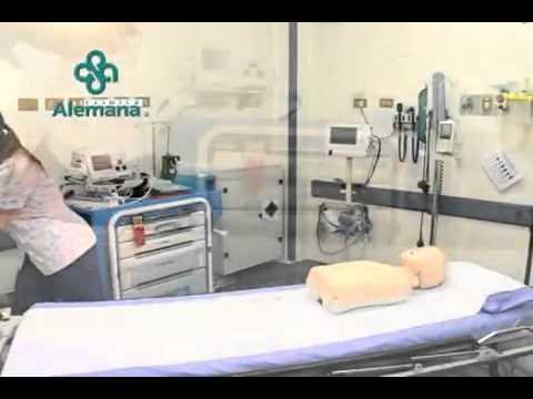 Reanimación Cardiopulmonar   Clínica Alemana