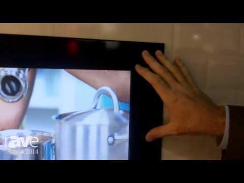 CEDIA 2014: Electric Mirror Introduces Kitchen Backsplash TV