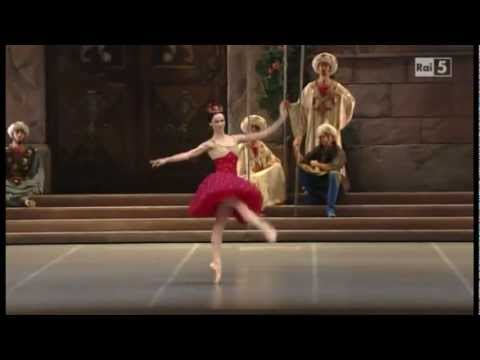 Raymonda - II Act Grand pas - Raymonda's Variation - Novikova