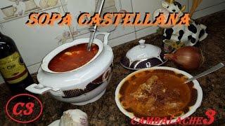 Sopas calientes youtube - Sopa castellana youtube ...