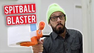 The Toilet Paper Blaster | I Want That
