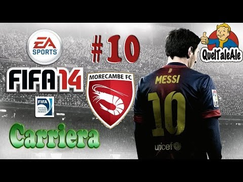 Fifa 14 – PS4 – Gameplay ITA – CARRIERA #10 – La scarsezza nelle ossa