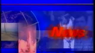TV3 / Virgin media News intros evolution 1998 - 2018