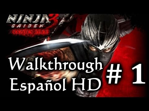 Ninja Gaiden 3: Razor's Edge | Walkthrough | Español HD: Episodio 1: El regreso de Ryu