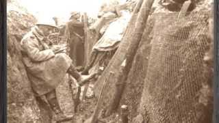 Lettre d'un soldat à ses parents pendant la grande guerre