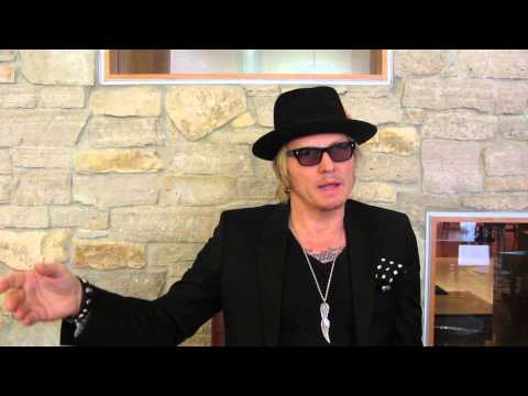 Arts Advocacy Day 2013: Matt Sorum