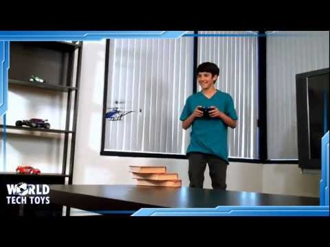 World Tech Toys RC Helicopters - INFORMATIONAL VIDEO -
