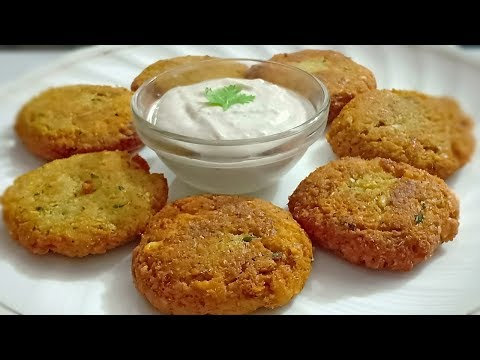 Falafel Recipe  | Crispy Fried Middle Eastern Snack | Cookwithlubna