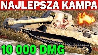 NAJLEPSZA KAMPA - 10 000 dmg na Skorpion G - World of Tanks