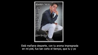 Edwin Patricio - Beso De Amor (Lyric Video) BACHATA