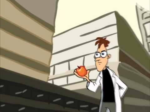 Phineas and Ferb Death Note Opening (50 sec version)