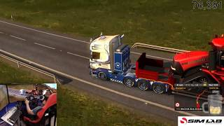 euro truck simulator 2 (Armstrong haulage) DAY 32