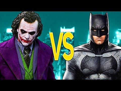 БЭТМЕН VS ДЖОКЕР | СУПЕР РЭП БИТВА | Batman ПРОТИВ The Joker