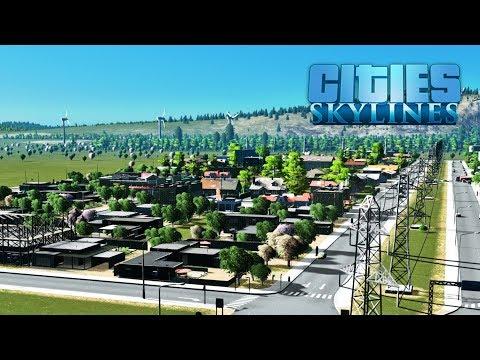 Cities Skylines - Город перемен! #1