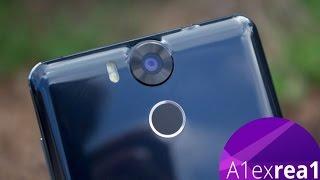 Ulefone Power стильный смартфон с батареей на 6050 mAh, первый взгляд.