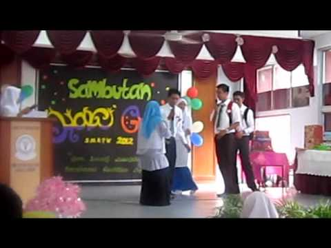 Sambutan Hari Guru 2012 : Sketsa Spontan 1