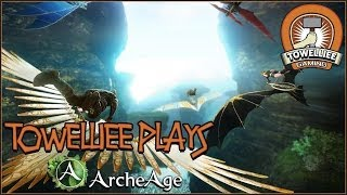 ArcheAge MMO First Look with Towelliee
