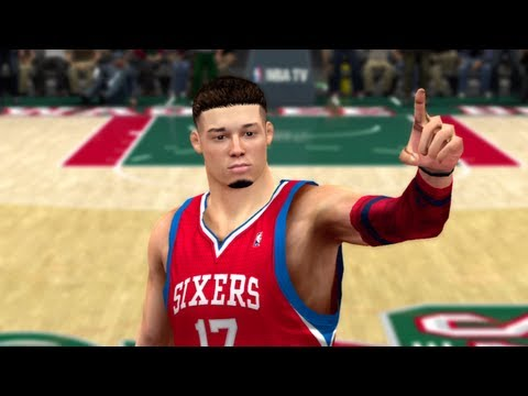 NBA 2k13 Career Mode - Last Game Before All-Star Week Ep.37