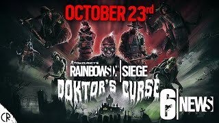 🎃 Halloween Event 👻 - Doktors Curse - 6News - Tom Clancy's Rainbow Six Siege