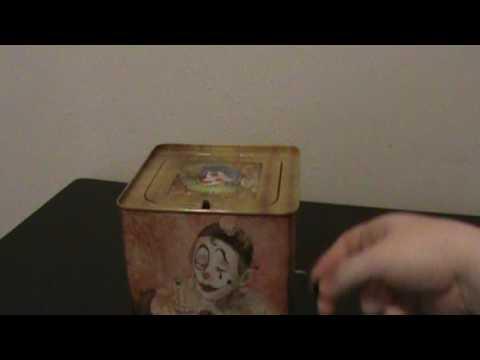 Creepy Jack In The Box Youtube