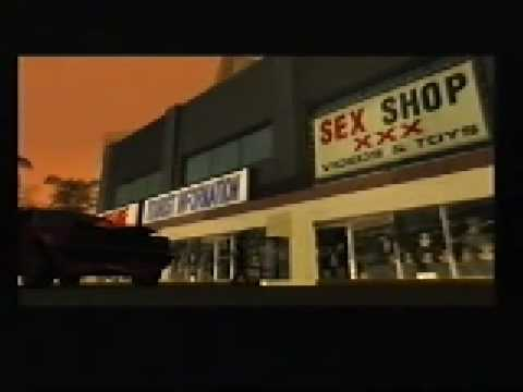 GTA San Andreas 81 mission: Key to her heart [part1 of 2] XD