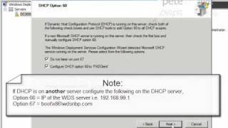 Windows Deployment Services - Deploy Windows 7 pt 1