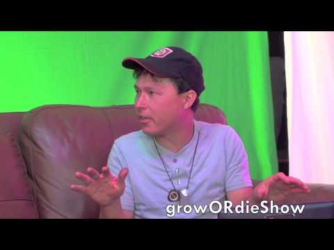 Grow-Or-Die-Show Interview with John Kohler Growing Your Greens Vegas Police Raid Kohlers Garden
