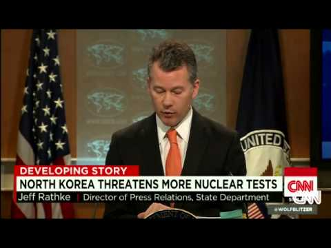 North Korea Threatens More Nuclear Tests