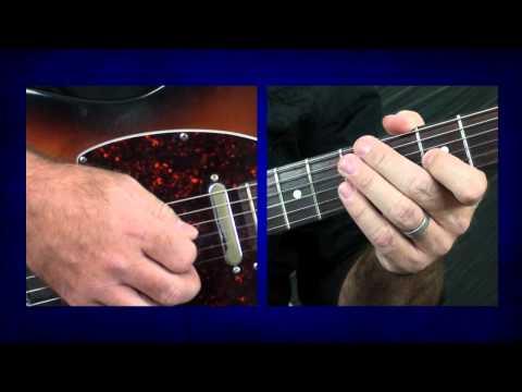 Lesson Guitar - Alternate Picking