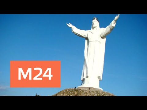 Самая большая в мире статуя Иисуса Христа начала раздавать Wi-Fi - Москва 24