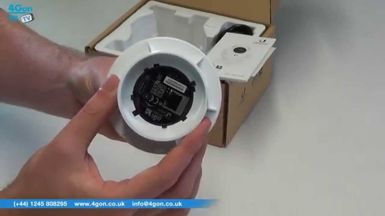 Ubiquiti Unifi Video Camera Dome Uvc Dome Video Review