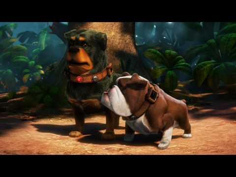 disney pixar up squirrel scenes