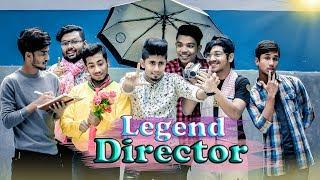 ডিরেক্টর সাহেব || Legend Director || Bangla Funny Video || Zan Zamin