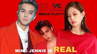 Download Song JENNIE KAI MEDIA PLAY?? MINO JENNIE IS REAL Free StafaMp3
