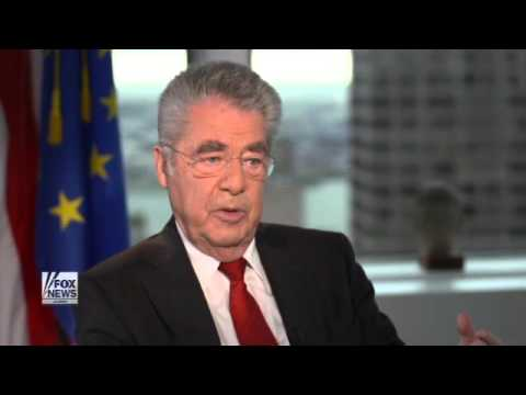 Uncut: Austrian president on Europe's refugee crisis